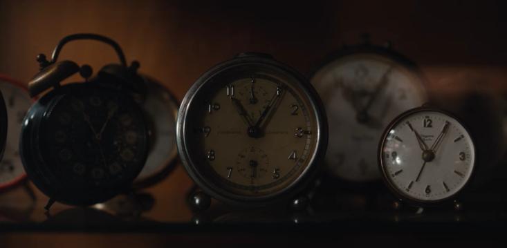 Father Son Holy Gore - Dark - Clocks