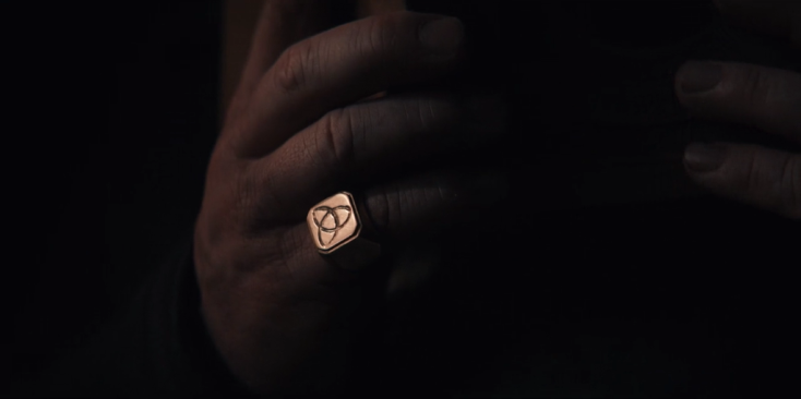Father Son Holy Gore - Dark - Triquetra Ring