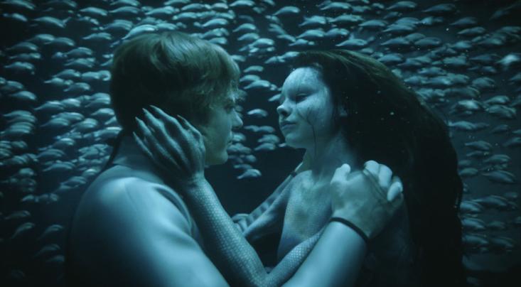Father Son Holy Gore - Siren - Ben and Ryn Underwater