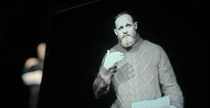 Father Son Holy Gore - The Twilight Zone - Ethan Embry as Harry Pine
