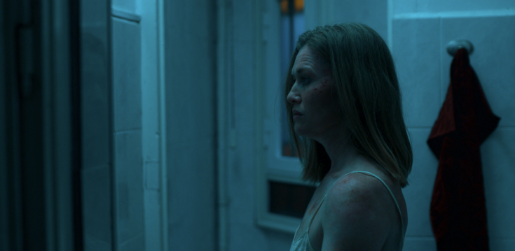 Father Son Holy Gore - Hanna - Mireille Enos as Marissa Wiegler
