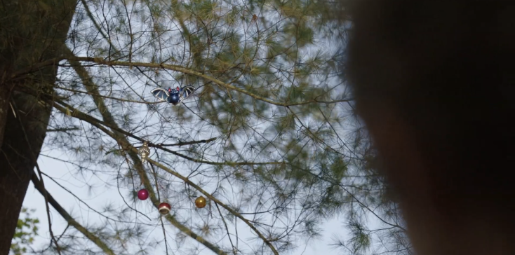 Father Son Holy Gore - NOS4A2 - Ornaments in the Trees