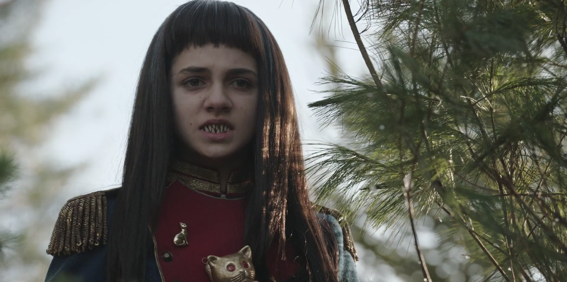 Father Son Holy Gore - NOS4A2 - Mattea Conforti as Millie Manx