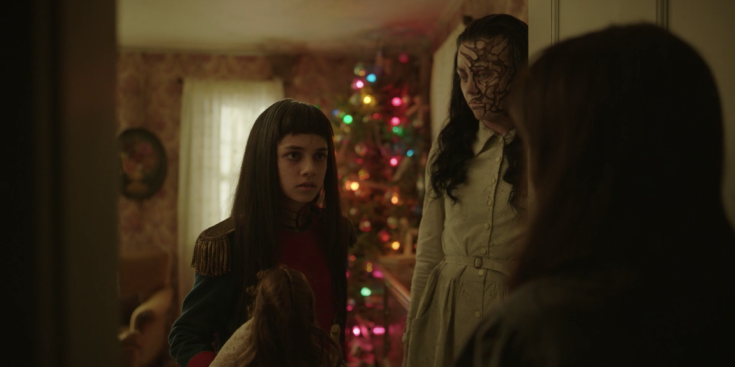 Father Son Holy Gore - NOS4A2 - Millie and Cassie Manx