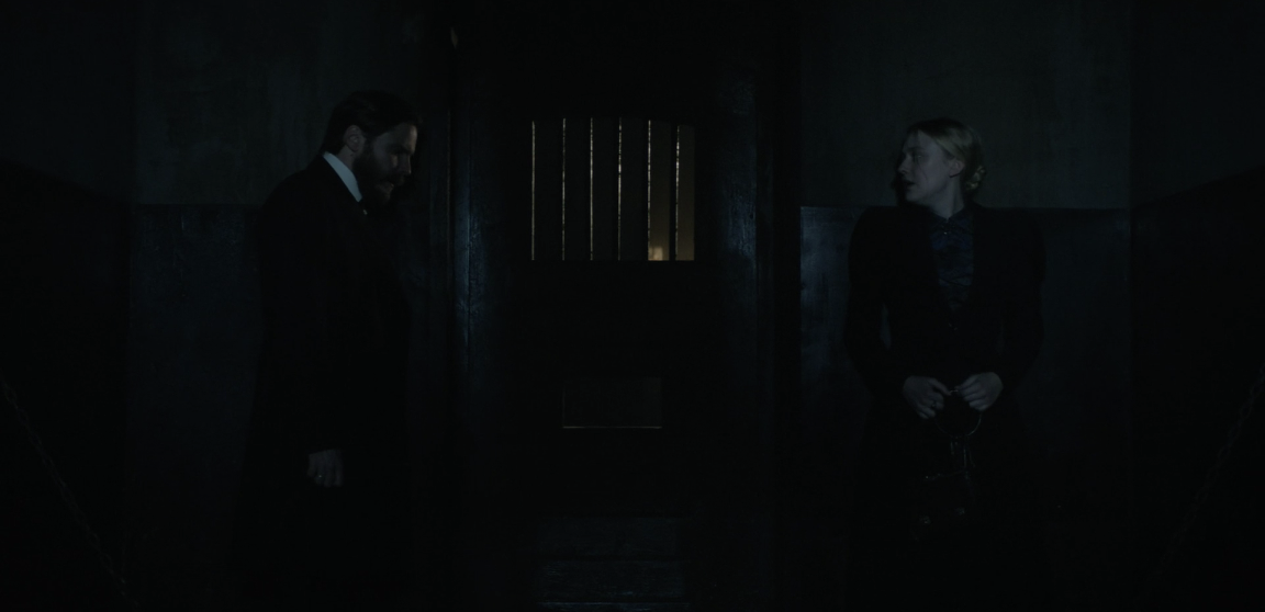 Father Son Holy Gore - The Alienist - Laszlo and Sara Hide