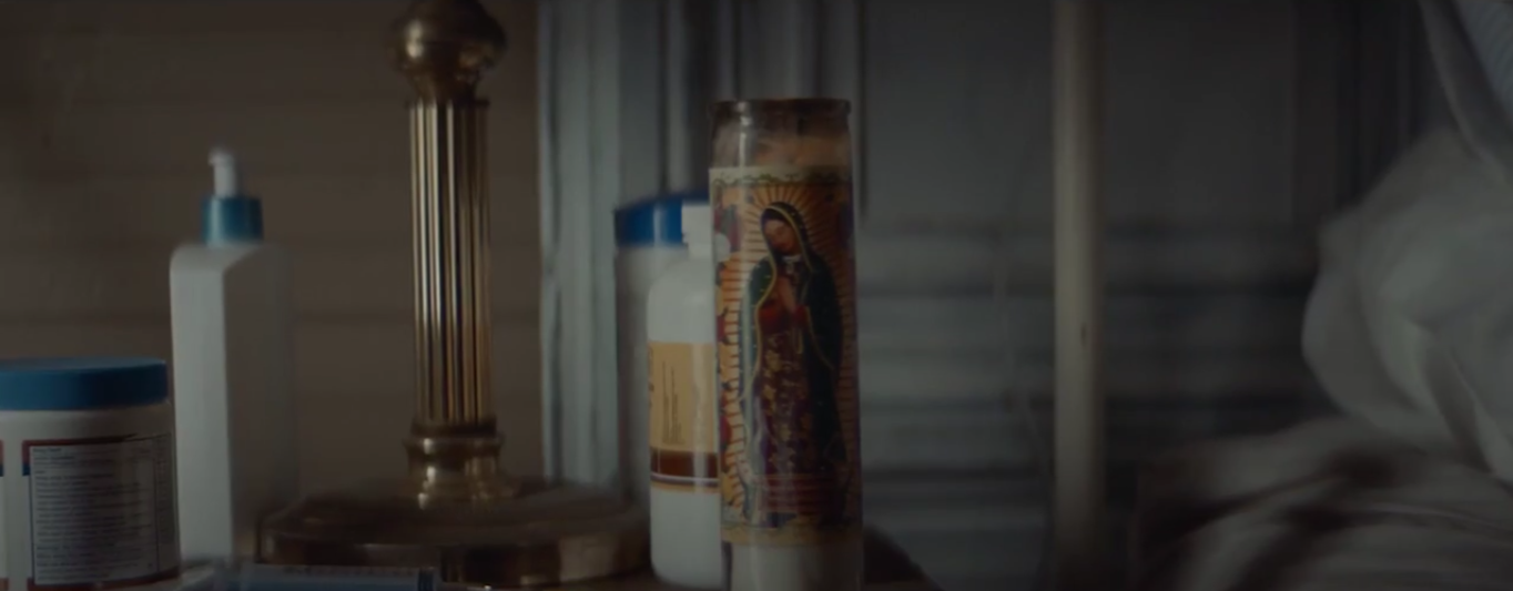 Father Son Holy Gore - The Dark and the Wicked - Catholic Candle