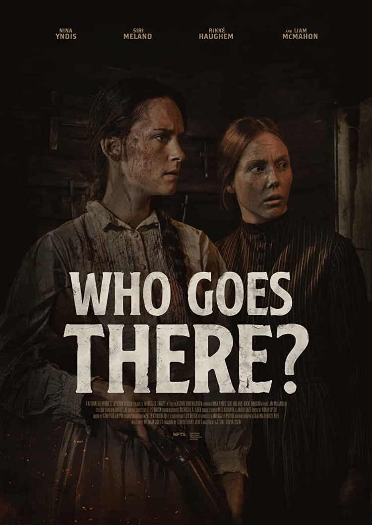 Father Son Holy Gore - Who Goes There - Poster