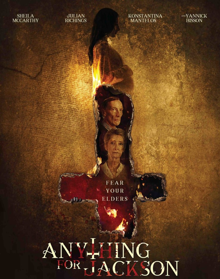Father Son Holy Gore - Anything for Jackson - Poster