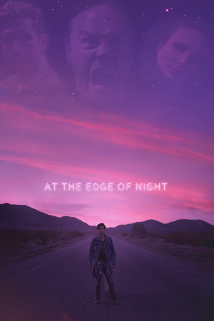 Father Son Holy Gore - At the Edge of Night - Poster