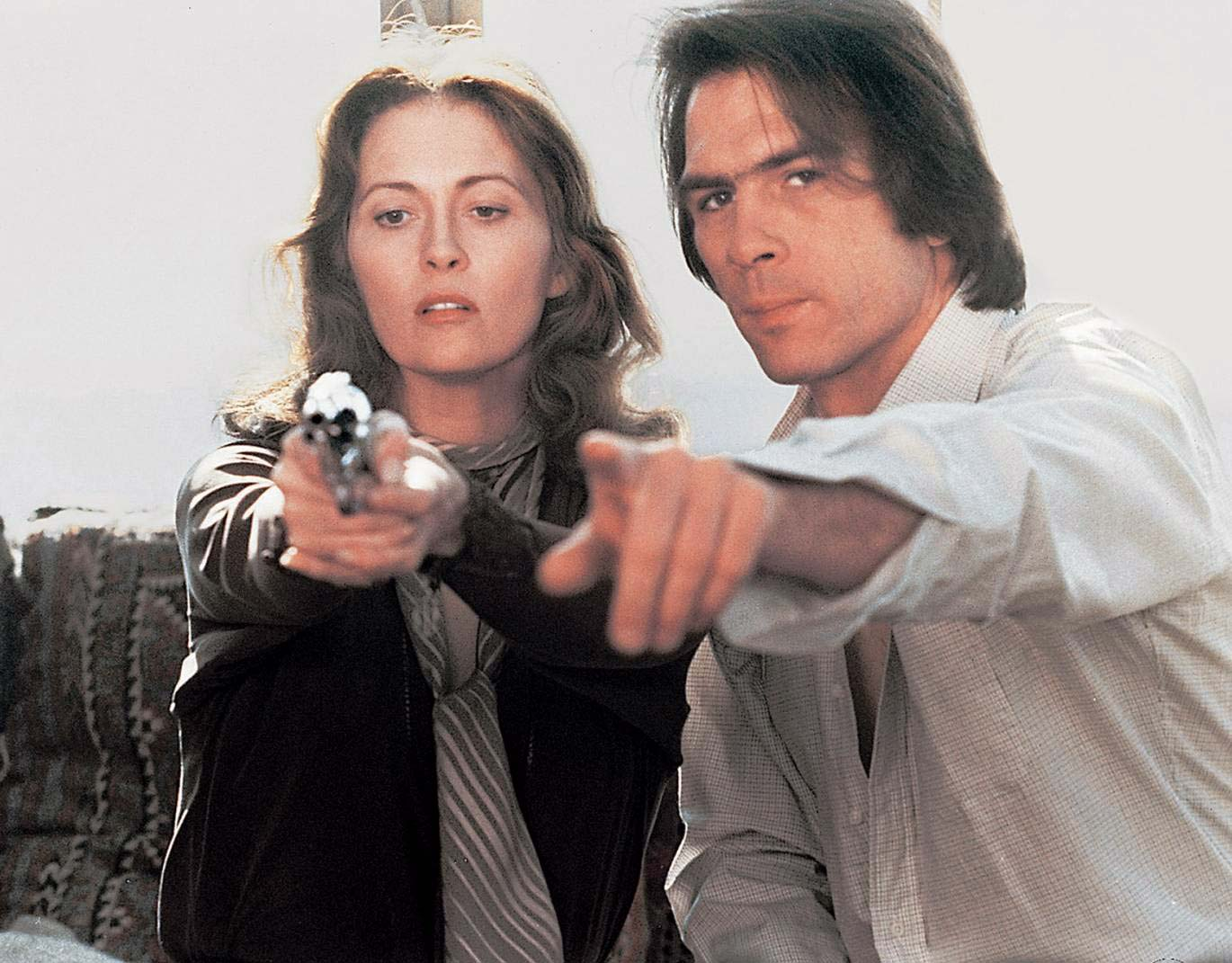 Father Son Holy Gore - Eyes of Laura Mars - Faye Dunaway & Tommy Lee Jones