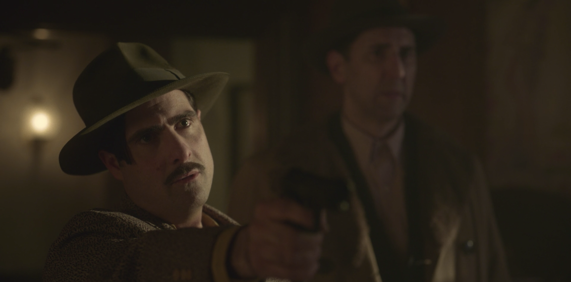 Father Son Holy Gore - Fargo - Jason Schwartzman as Josto Fadda