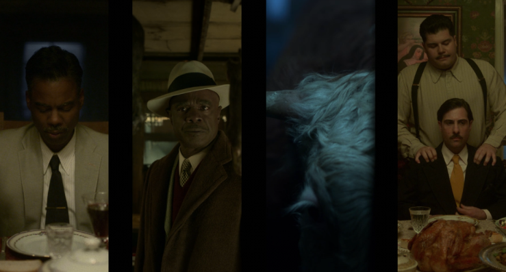 Father Son Holy Gore - Fargo - Split Screen