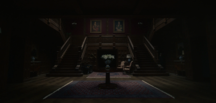 Father Son Holy Gore - The Haunting of Bly Manor - Bly Manor Foyer