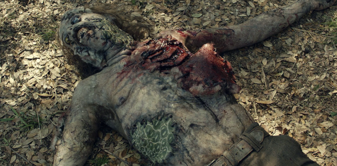 Father Son Holy Gore - Fear the Walking Dead - Creepy Zombie
