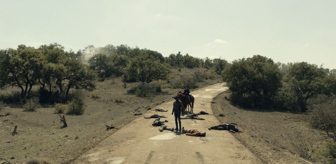 Father Son Holy Gore - Fear the Walking Dead - Dead Highway