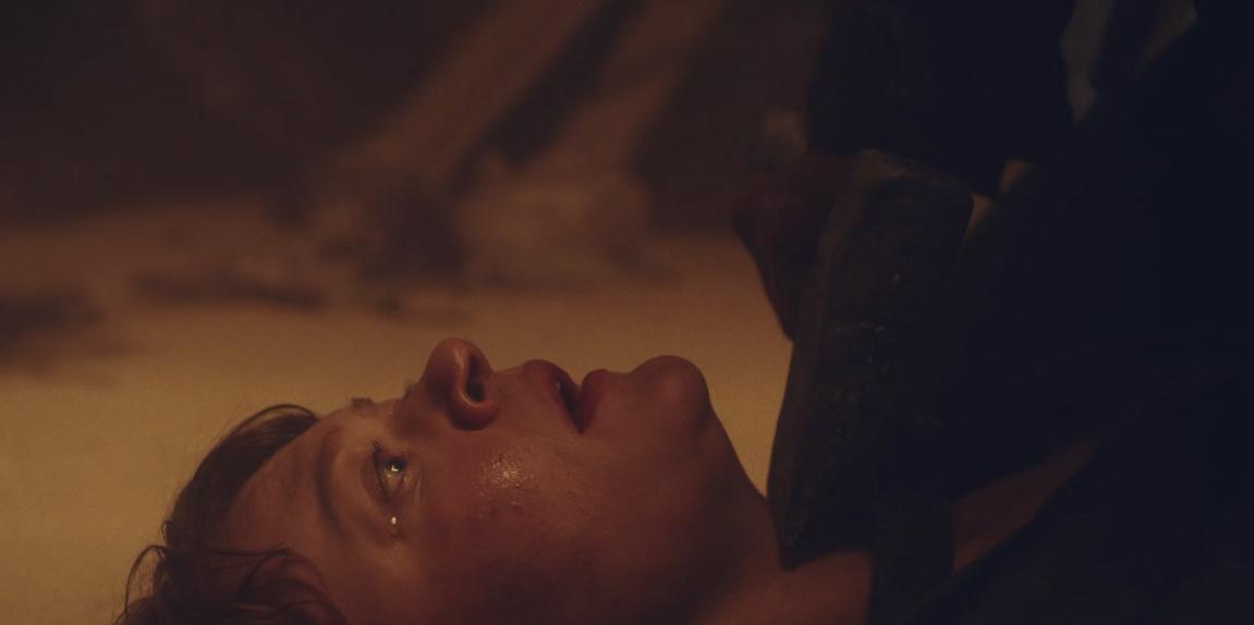 Father Son Holy Gore - Fear the Walking Dead - Virginia's Axe