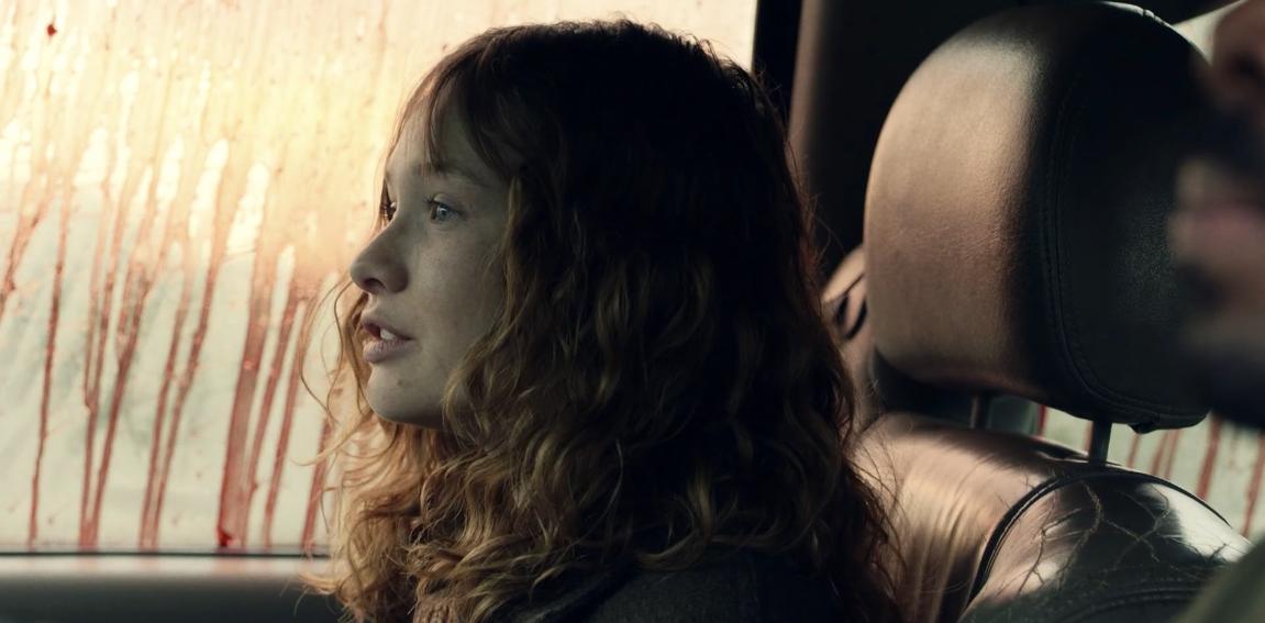 Father Son Holy Gore - Fear the Walking Dead - Zoe Margaret Colletti as Dakota