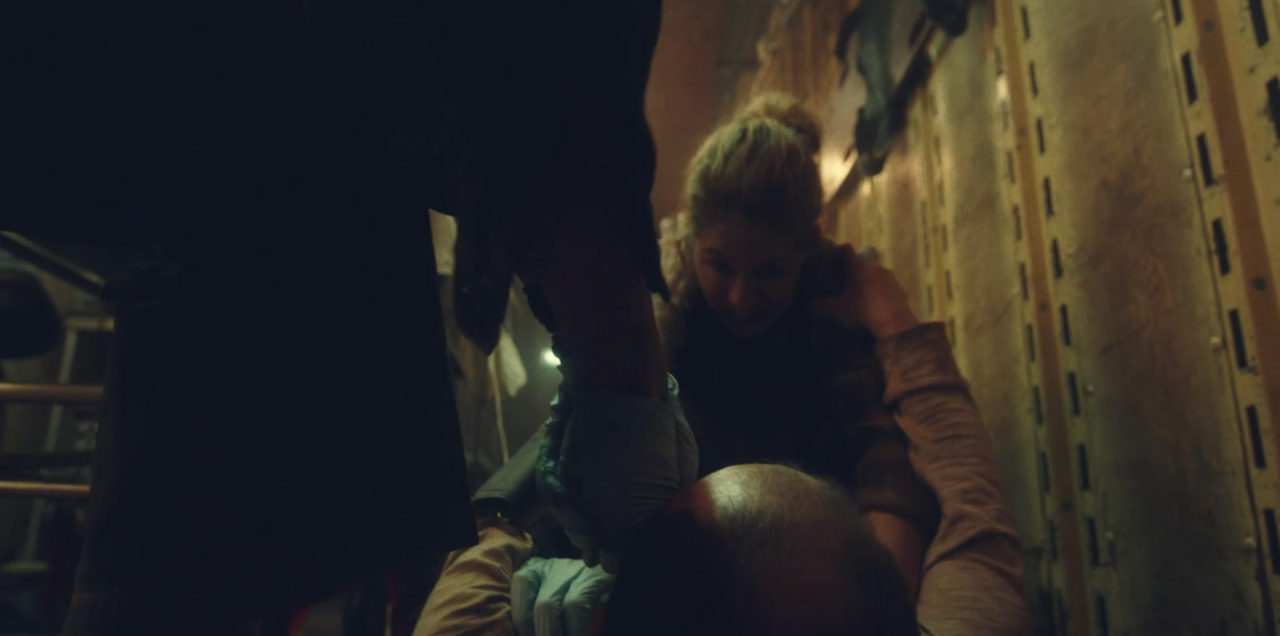 Father Son Holy Gore - Fear the Walking Dead - Zombie Appendectomy