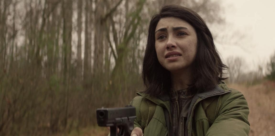 Father Son Holy Gore - The Walking Dead World Beyond - Alexa Mansour as Hope Bennett
