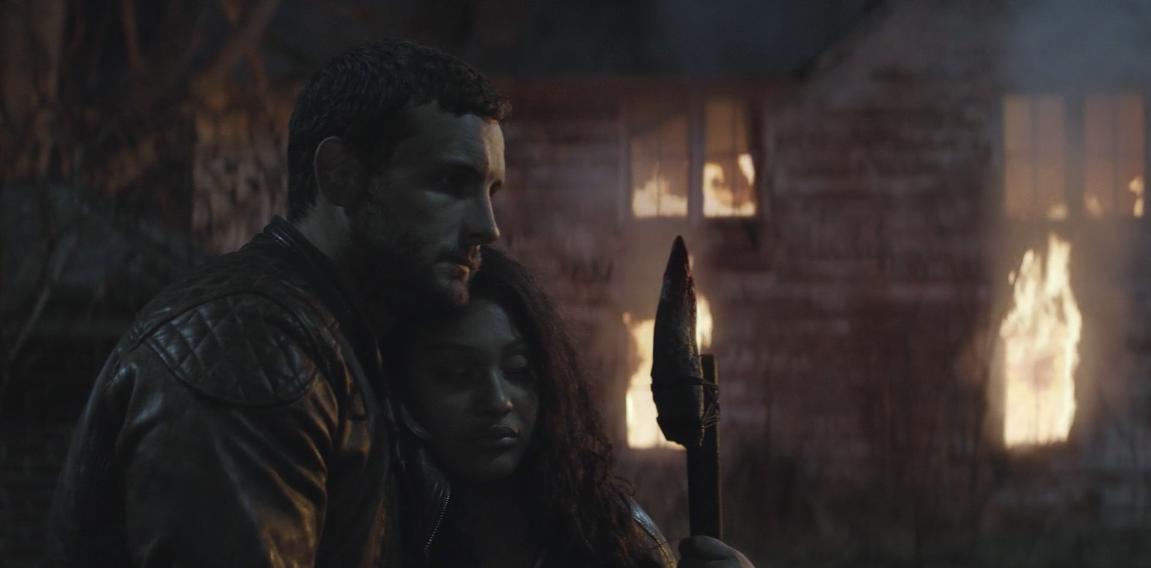 Father Son Holy Gore - The Walking Dead World Beyond - Felix & Iris