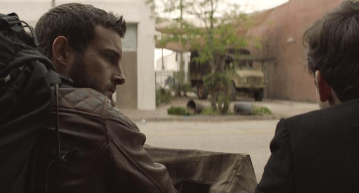 Father Son Holy Gore - The Walking Dead World Beyond - Nico Tortorella as Felix