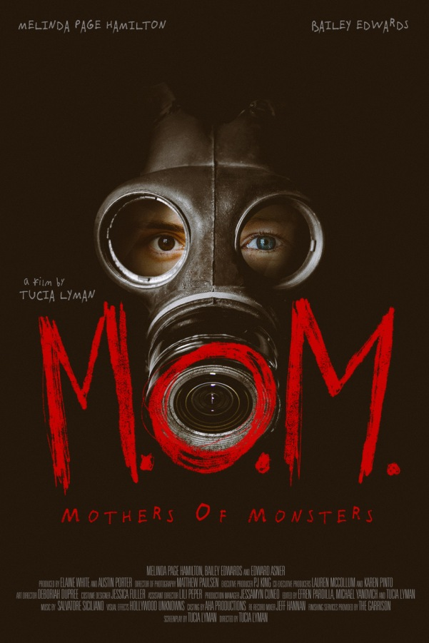 MOM Mothers of Monsters POSTER