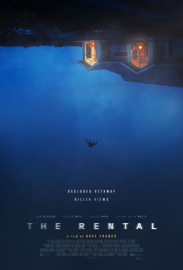 The Rental POSTER