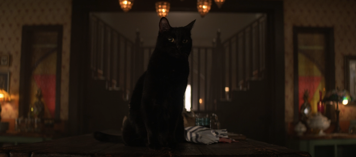 Father Son Holy Gore - Chilling Adventures of Sabrina - Good Boy Salem