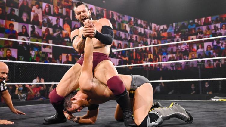 Finn Balor v. Kyle O'Reilly - NXT Takeover 31