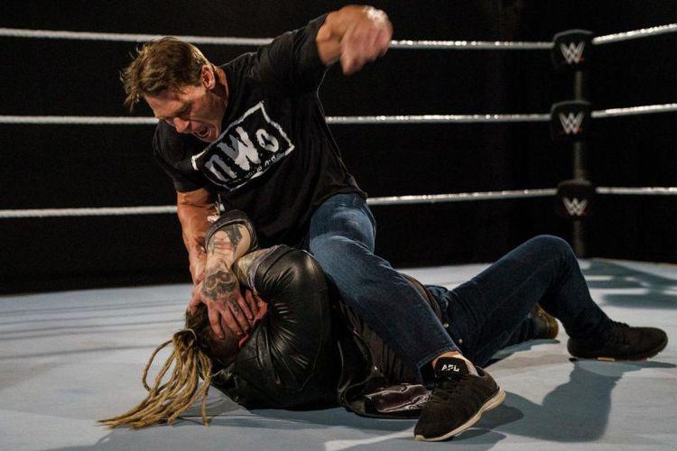 John Cena v. Bray Wyatt - Wrestlemania 36