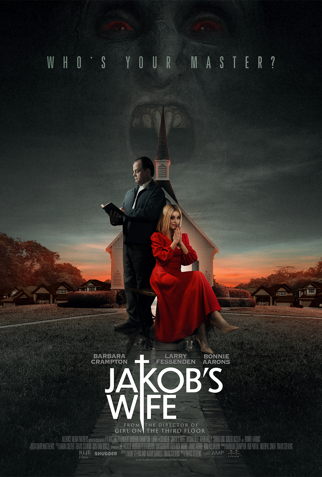 Father Son Holy Gore - Jakob's Wife - Poster