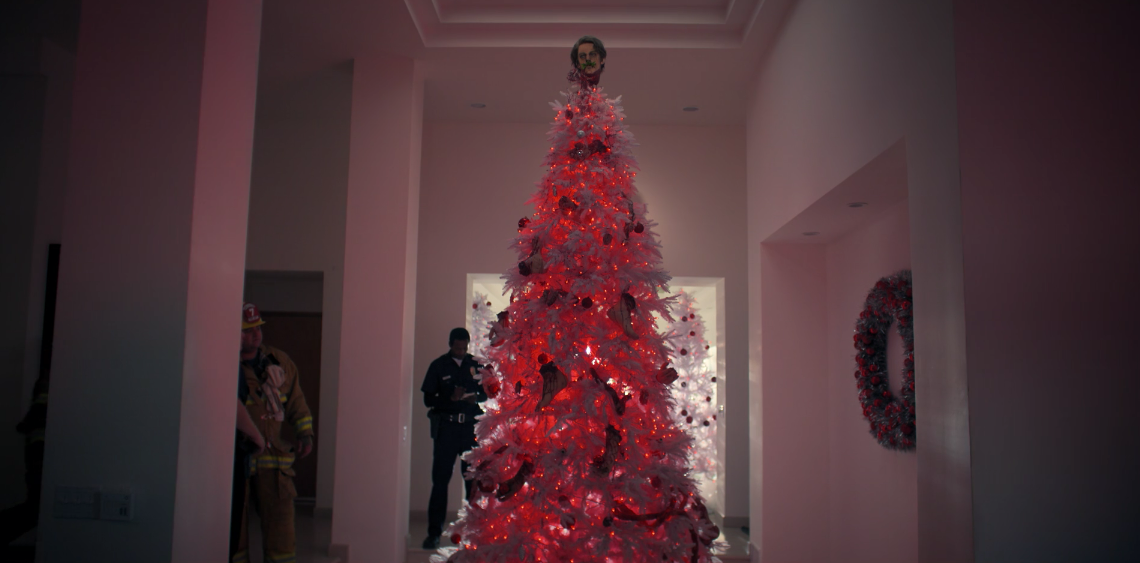 Father Son Holy Gore - American Horror Stories - Murder Christmas Tree