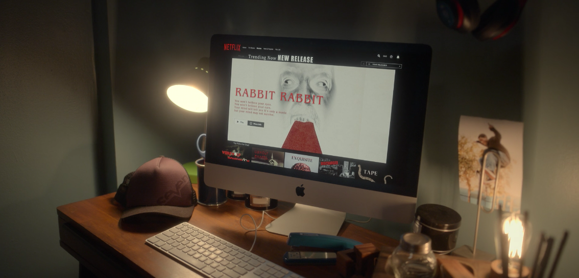 Father Son Holy Gore - American Horror Stories - Rabbit Rabbit on Netflix