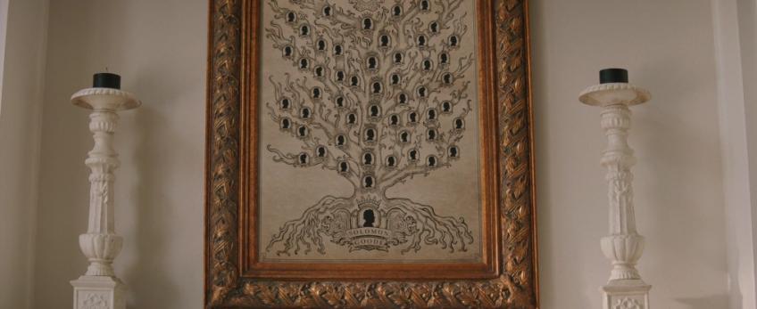 Father Son Holy Gore - Fear Street - Solomon Goode Family Tree