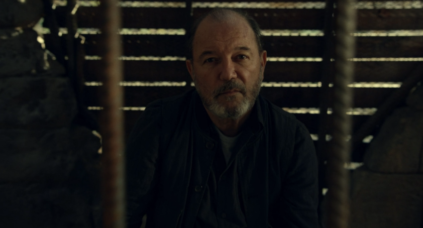 Father Son Holy Gore - Fear the Walking Dead - Daniel Behind Bars