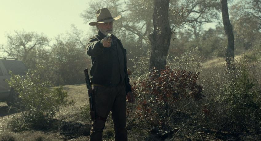 Father Son Holy Gore - Fear the Walking Dead - Keith Carradine as John Dorie Sr.