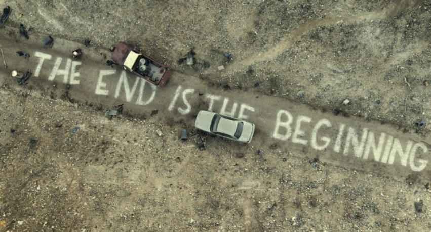 Father Son Holy Gore - Fear the Walking Dead - The End is the Beginning Road