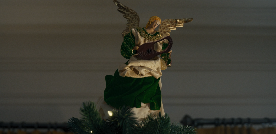 Father Son Holy Gore - Servant - Christmas Tree Angel