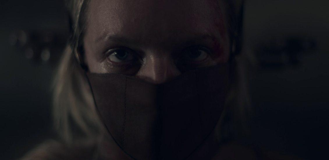 Father Son Holy Gore - The Handmaid's Tale - June's Mask
