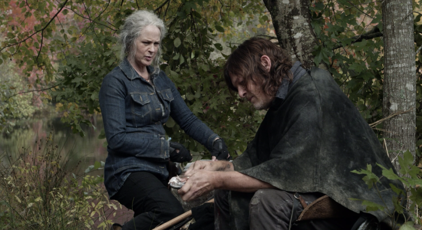 Father Son Holy Gore - The Walking Dead - Carol & Daryl