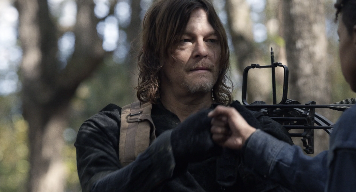 Father Son Holy Gore - The Walking Dead - Daryl & Kelly