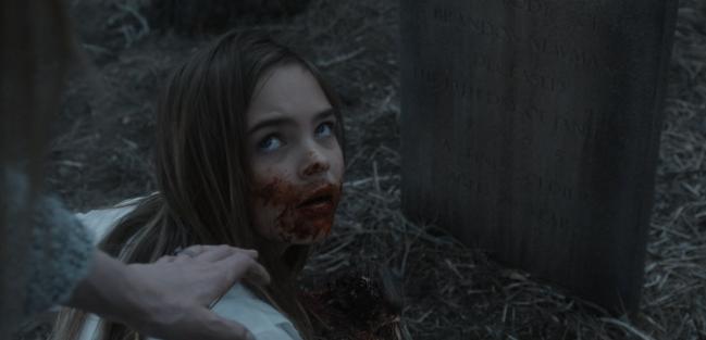 Father Son Holy Gore - American Horror Story - Alma Eats Roadkill