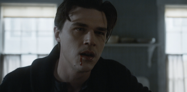 Father Son Holy Gore - American Horror Story - Harry's Bloody Mouth
