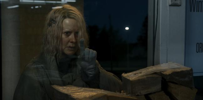 Father Son Holy Gore - American Horror Story - Sarah Paulson as Tuberculosis Karen
