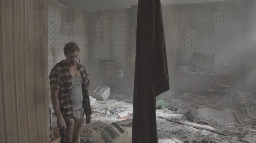 Father Son Holy Gore - Hotel Poseidon - Dave's Dilapidated Room