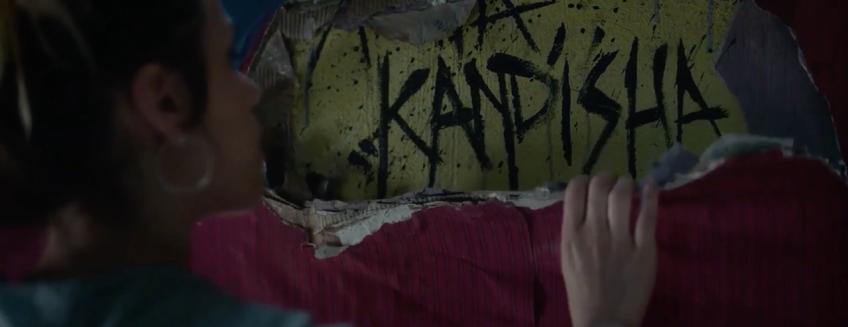 Father Son Holy Gore - Kandisha - Graffiti