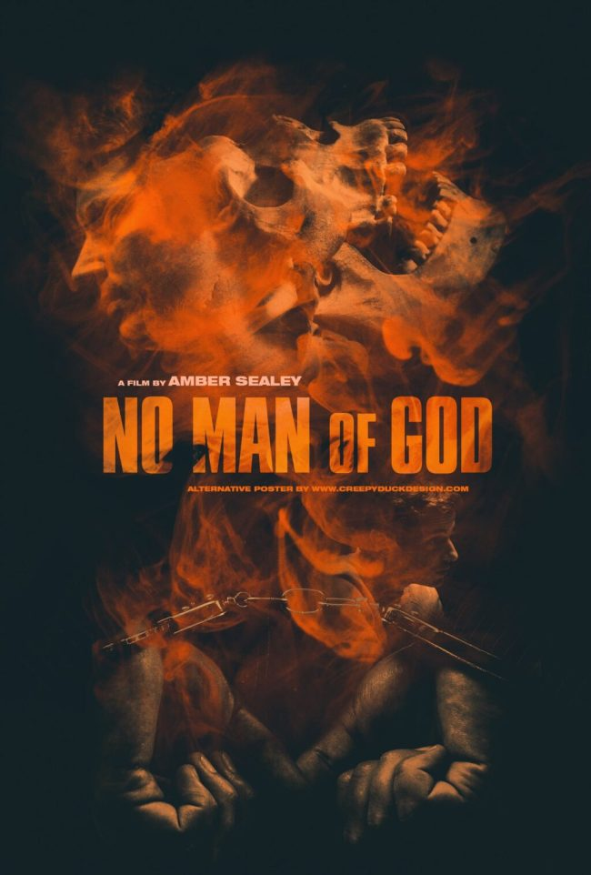 Father Son Holy Gore - No Man of God - Poster