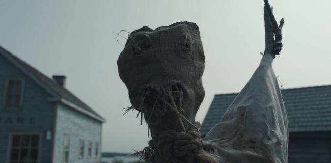 Father Son Holy Gore - Chapelwaite - Creepy Scarecrow