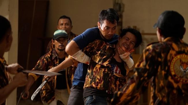Father Son Holy Gore - Preman - Sandi Fights