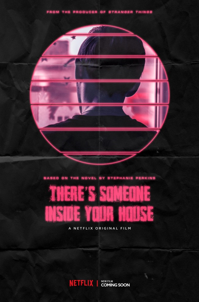 Father Son Holy Gore - There's Someone Inside Your House - Poster